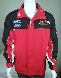V8-Supercars-Australia-Mens-Jacket-Size-XL-Jim-Beam-Dick-Johnson
