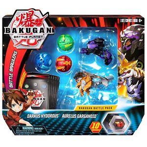 Spin-Master-20103993-Bakugan-Battle-Pack-Darkus-Hydrorous