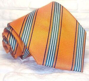 Cravatta-Nuova-Made-in-Italy-100-seta-qualita-superiore-Marlo