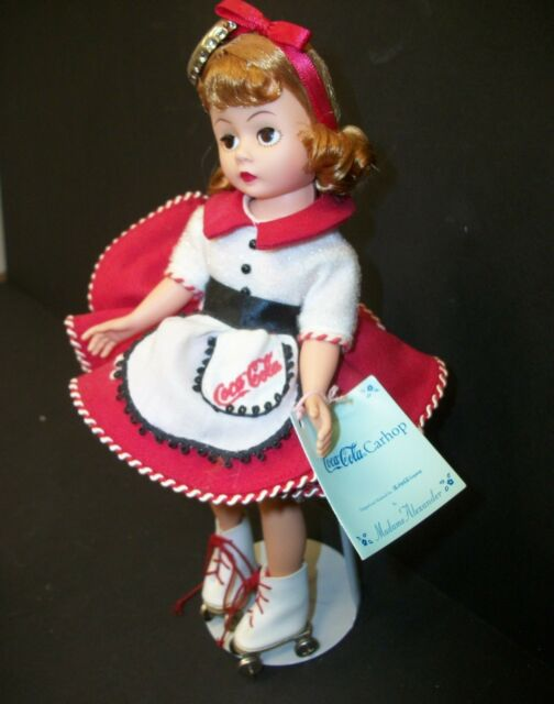 Madame Alexander Coca Cola Redhead Carhop #17401