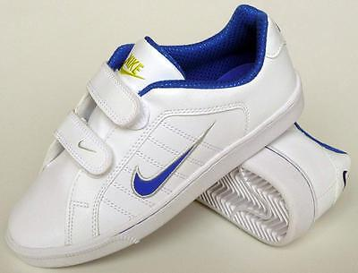 Inclinarse Paciencia traqueteo  NIKE TRAINERS, JUNIORS, COURT TRADITION 2 PLUS TRAINERS, SHOES WHITE UK 2.5  | eBay