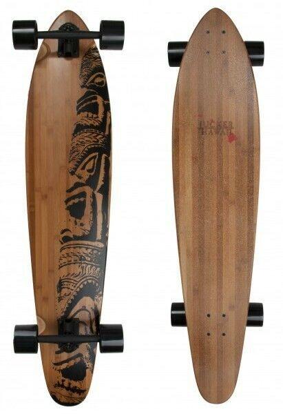 Jucker Hawaii Compleet Longboard Makaha... Kicktail Profi Longboard