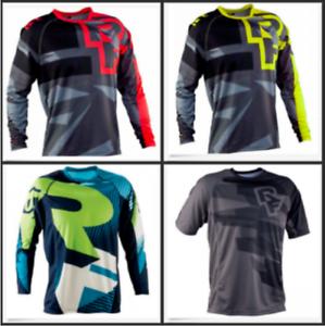 New-Race-Face-Mountain-Bike-Downhill-Dirtbike-MX-ATV-Riding-Gear-Mens-Jersey-N1