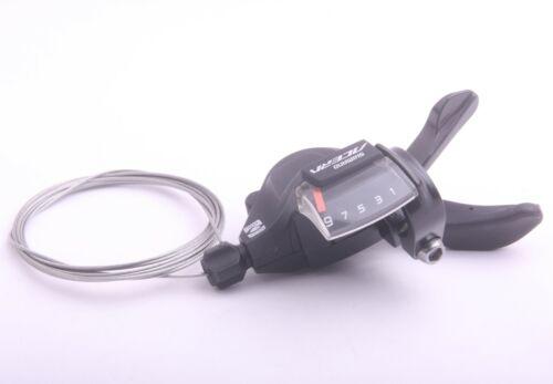 Shimano Acera SL-M3000 rechts 9-fach Schalthebel mit Ganganzeige schwarz NEU