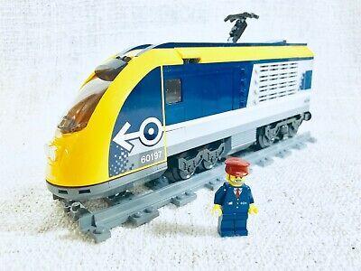 Motor 7939//60052//60098 NO PF Lego City Yellow Cargo Train Diesel Engine
