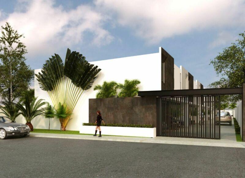 PREVENTA TOWNHOUSES EN PRIVADA CERRADA,ZONA NORTE DE MERIDA