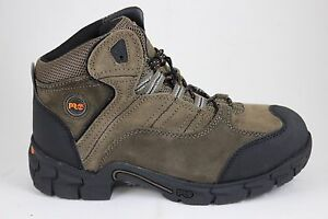 Egipto Manchuria Continuar  Men's Timberland Pro Series Excave 91644 Brown Steel Toe Boots New In Box    eBay