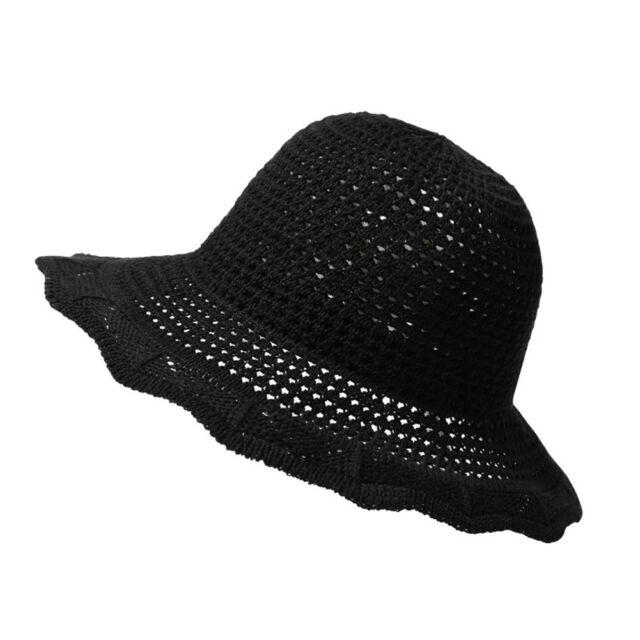 DOSOMI Womens Adjustable Fisherman Hats Unisex Packable Sunscreen Caps Summer Outdoor Flat Bucket Hats