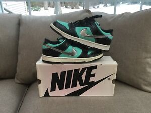 Image is loading Nike-Dunk-SB-Low-Diamond-Supply-Co-Tiffany- 5ac3c58fa80b