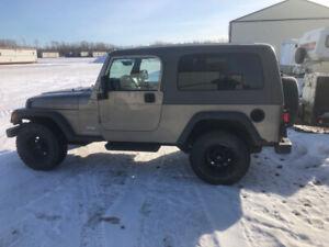 2006 Jeep TJ Unlimited