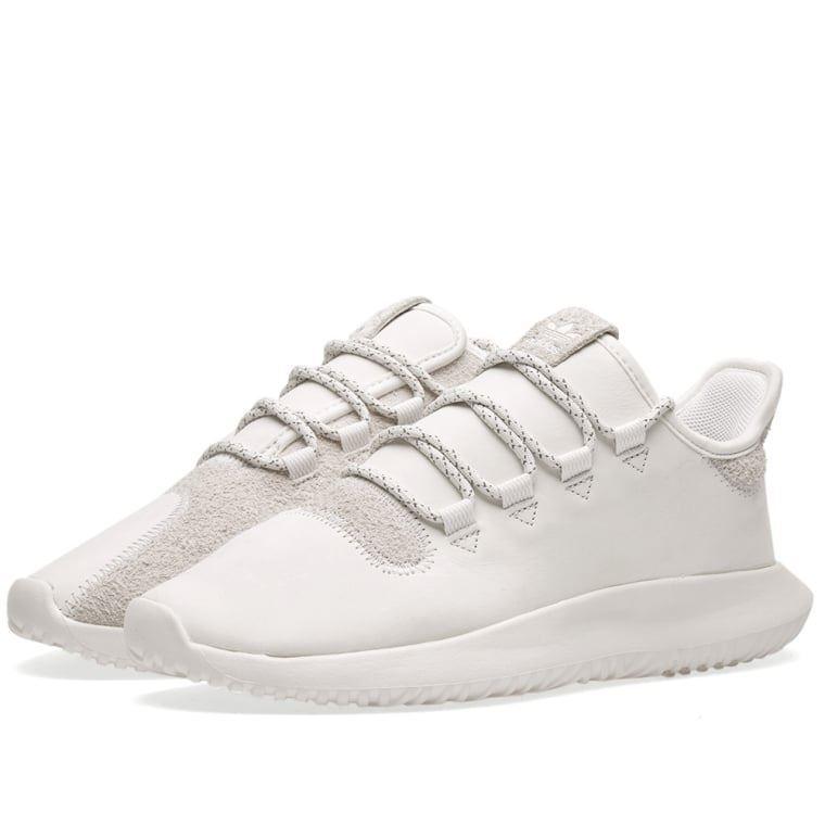 Adidas Originals Mens Tubular Shadow Trainers White (BB8821)