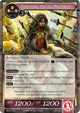 4x 4 x Force of Will Susanowo, the Ten-Fist Sword - MOA-019 - U x4 --- MINT
