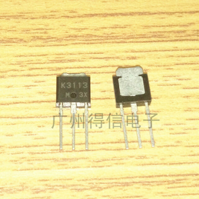 NEC 2SK3113 TO-251 MOS Field Effect Transistor