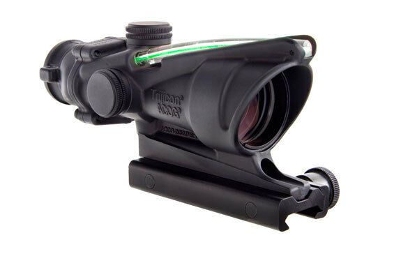 Trijicon ACOG 4x32mm Scope Dual-Illuminated Green .223 5.56 Crosshair TA31-CH-G