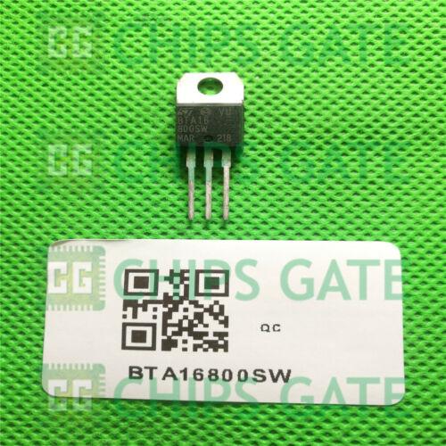 2 pcs New BTA16800SW