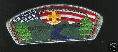 MINT 2005 JSP Cherokee Area Council Troop 1941