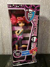 2012 Mattel Monster High Dance Class Howleen Wolf 1st Edition Doll Toy