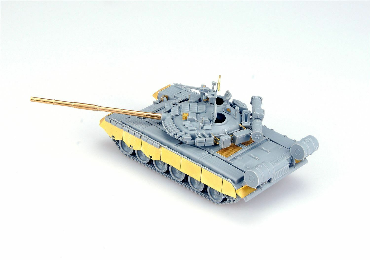 T-80BV T-80BV T-80BV MAIN BATTLE TANK 1/72 Modelcollect 098126