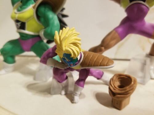 Dragon Ball HG Series EX Dore Naze Armored Squadron Set Figure Comic Manga