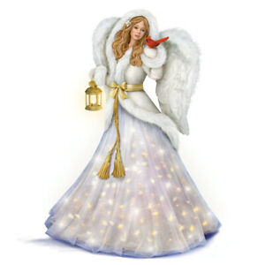 Bradford-Exchange-Silent-Night-Illuminated-Musical-Angel