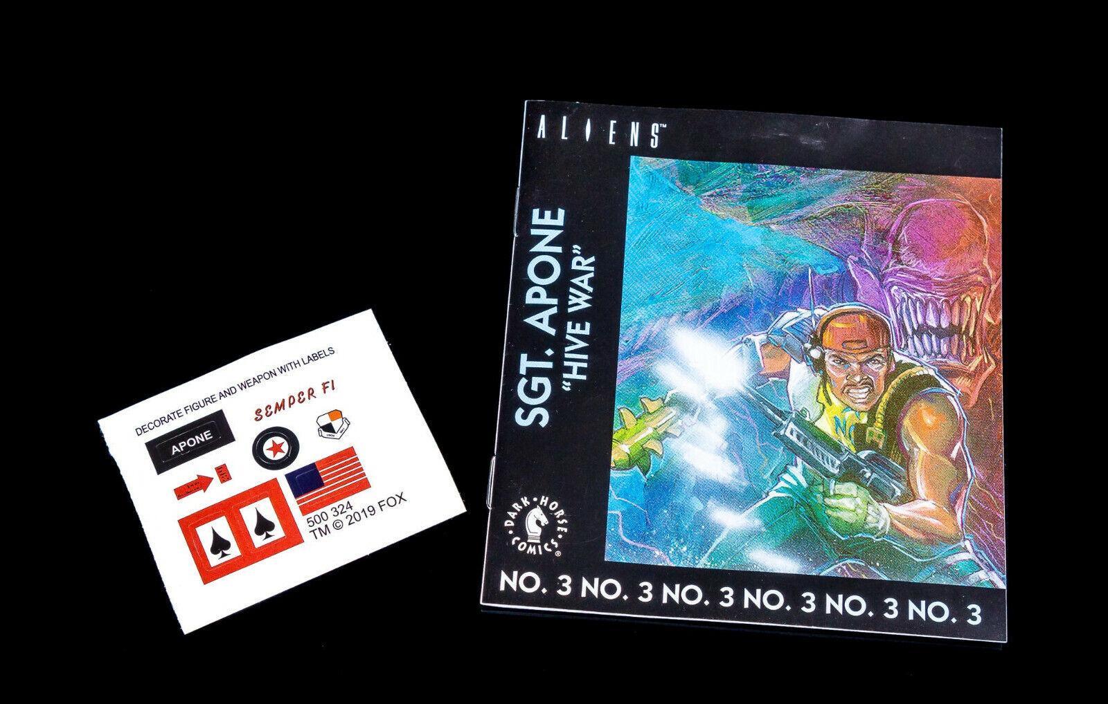 Neca Aliens - Space Marine Dice Apone - - - The War - Figura de Acción -   Nuevo Ovp a0bd20