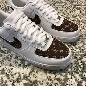 Chargement de l'image Custom-Nike-Air-Force-1-Size-12-FREE-