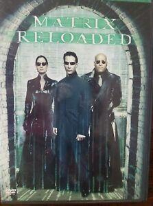 The Matrix Reloaded 2003 Widescreen Ebay