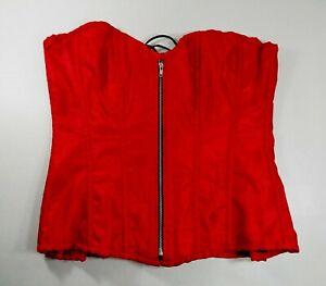 0830c9282 Daisy corsets Women s Top Drawer Brocade Overbust Steel Boned Corset ...