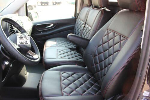 VW Transporter t4 ajuste auto referencias asiento imitación cuero