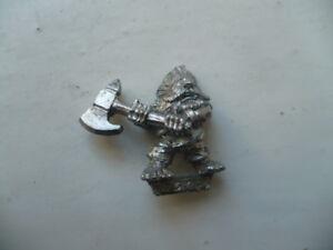 Citadel Warhammer classic 80s Marauder Dwarf Giant Slayer C oop