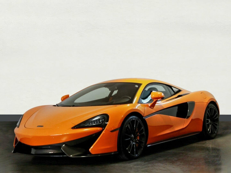McLaren 570S 3,8 Coupé 2d