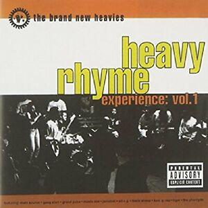 The Brand New Heavies - Heavy Rhyme Experien [CD]