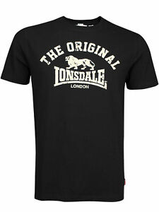 Lonsdale-T-Shirt-Original-Slim-Fit-112048-Schwarz-Shirt-5250