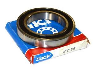 SKF 6022-2RS1 Deep Groove Ball Bearings 110x170x28 mm