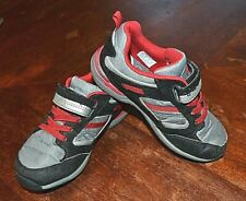 11,12 9.5,10 Stride Rite Made2Play Dwyer Gray Toddlet shoes US size 5,7,8 8.5