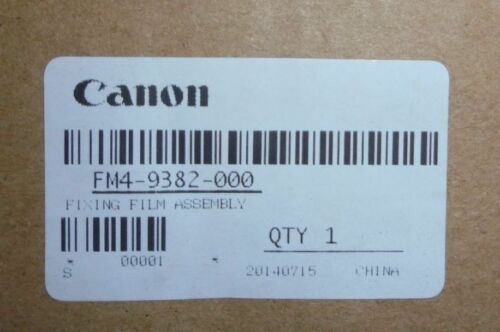 GENUINE CANON FM4-9382-000 FIXING FILM iR2018//iR2022//iR2025//iR2030 INCLUDES VAT