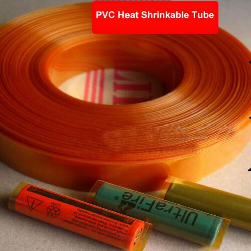 Multi-Color PVC Schrumpfschlauch AA Batterie Heat Shrink Tube Sleeve Wraps