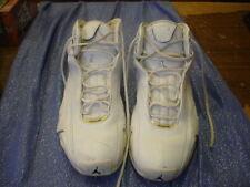 Nike Air Jordan 21 XXI Metallic Silver Wolf Gray Sz 13 313038-101