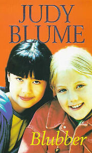 Blubber-Piccolo-Books-Blume-Judy-Very-Good-Book