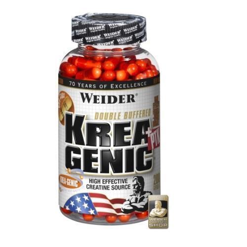 Weider Krea-Genic + PTK 208 Kapseln EUR162,93/kg Creatin Kreatin Kreatin Creatin monohydrat f08a0d