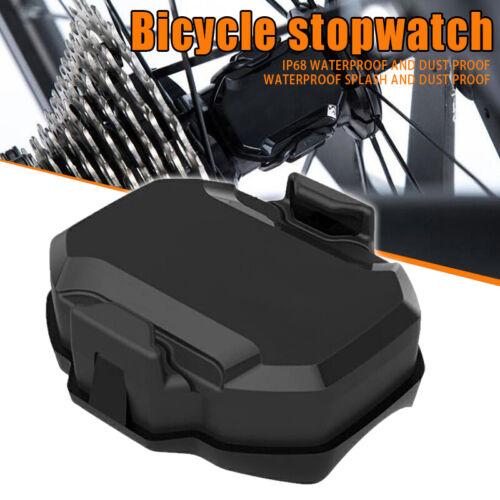 Cycling Speed Cadence Sensor ANT Buletooth Wireless Bicycle Stopwatch RPM Sensor