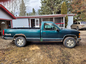 1997 Chevrolet Cheyenne 2 door