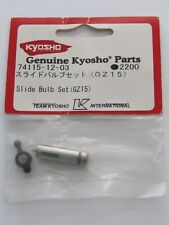 Bellows rubber for Carburetor-Sliding gz15 Combustion Engine Replacement Kyosho