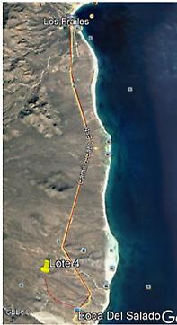 Terreno en  San Jose Del Cabo BCS