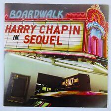 Harry Chapin Sequel LP 1980 Boardwalk Records