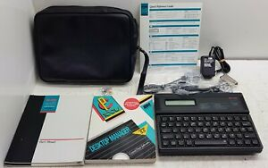 Laser-PC3-Portable-Computer-With-Bag-PSU-Manuals-and-books-Cables-NICE
