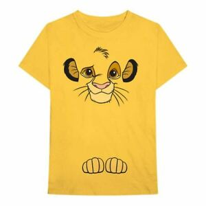 Men's Disney Lion King Simba Character T-Shirt