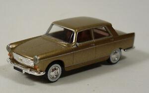 Brekina-1-87-Peugeot-404-goldmetallic