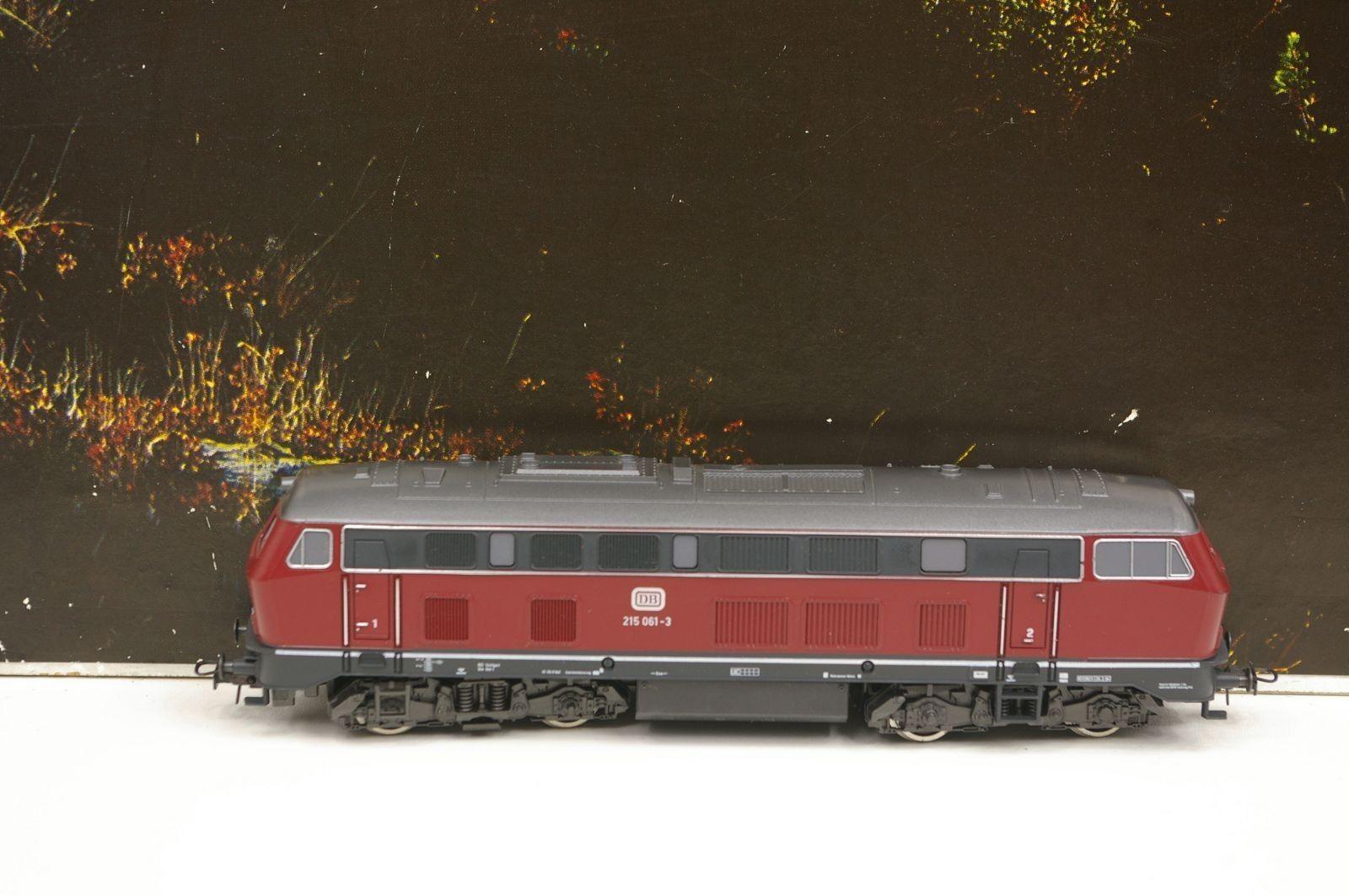 Roco H0  Diesellok  BR 215 061-3  der DB     557
