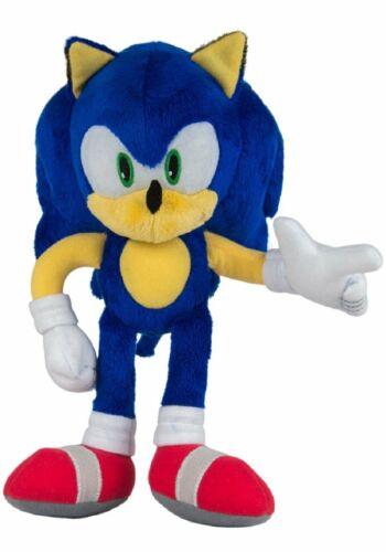 "Sonic Large 12/"" Plush Toy Modern Sonic"